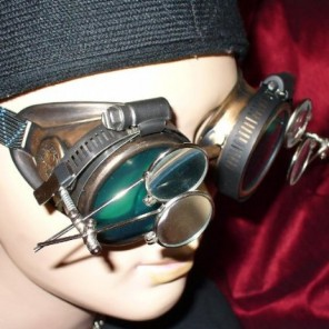 Green-Lens-Steampunk-Goggles-side1