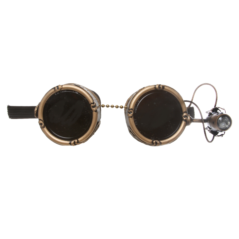 Steampunk Goggles Png Diy aviator goggles — crafthubs