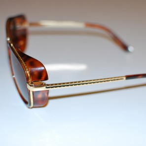 Steampunk Caveman Aviator Glasses