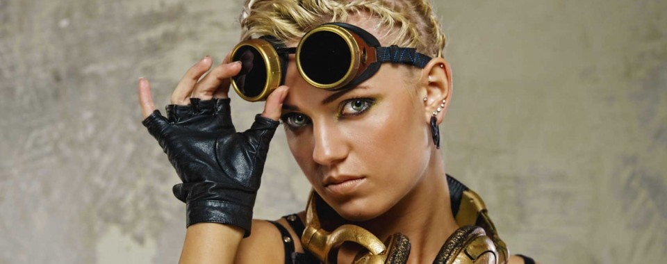 Ring In The Steampunk Decor To Pimp Up Your Home: How To Do Your Steampunk Makeup