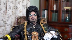 A screenshot of the Gangnam Style Steampunk parody video.