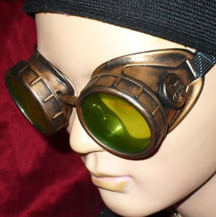 how to make rezz goggles