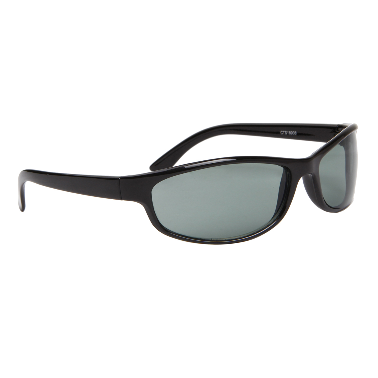 Sport Sunglasses With Green Lenses