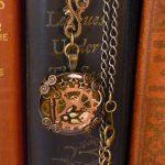 Steampunk-vintage-necklace-Airship-traveler-blessing-N001