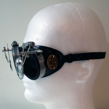 Bee Seeker Goggles With 4 Magnifiers