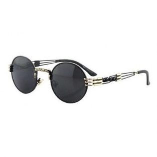 Round Mechanical Sunglasses