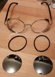 Deconstructed Sunglasses