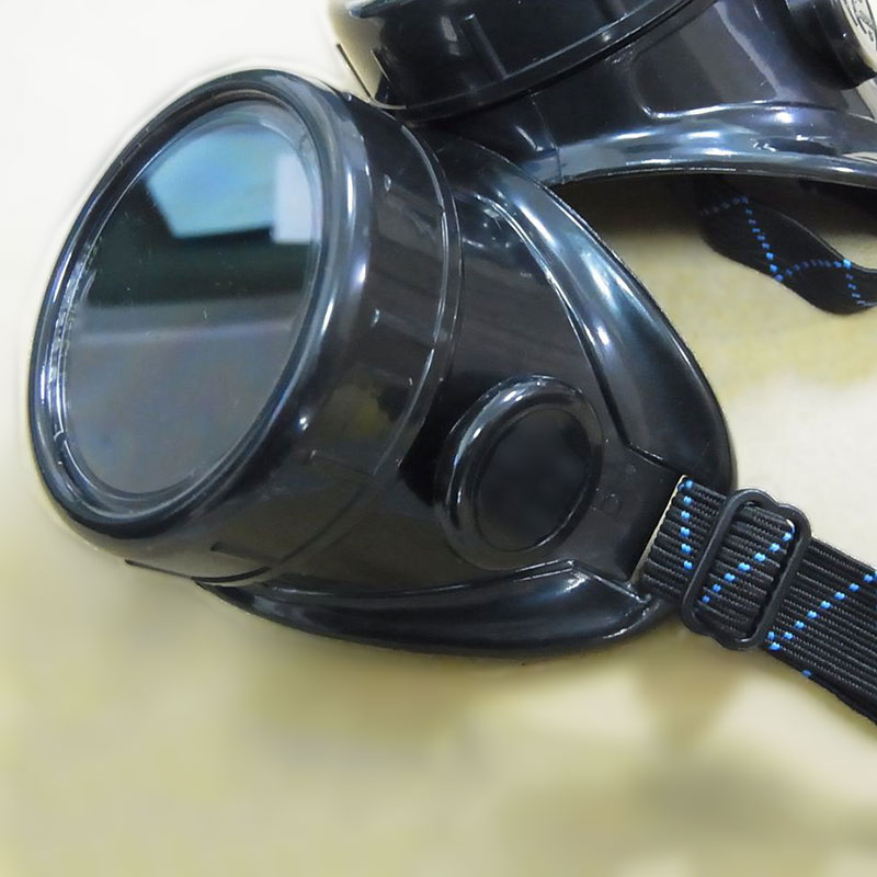 DIY Steampunk Welding Style Goggles - Single Pair