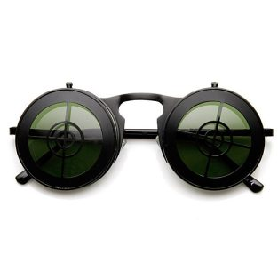 full-metal-flip-up-bullseye-target-crosshair-steampunk-sunglasses-9346 (1)