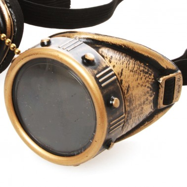 Riveted Goggles - Top