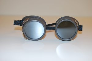 """""""I'll take a pair of Old Skool Filigree Goggles, please and thank you."""""""