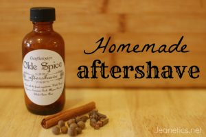 homemade old spice recipe