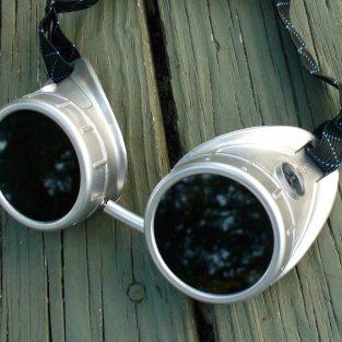 Silver Goggles: Dark Lenses