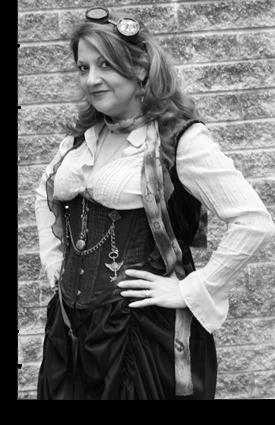 Jessica Masserant - Lily's Steampunk