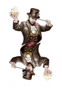 The King of Hearts, The Illusionist.