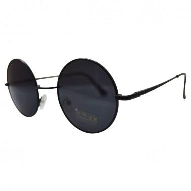 John Lennon Sunglasses - Black Frames