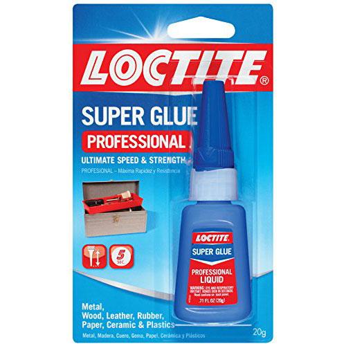 Loctite super glue, 20g professional grade