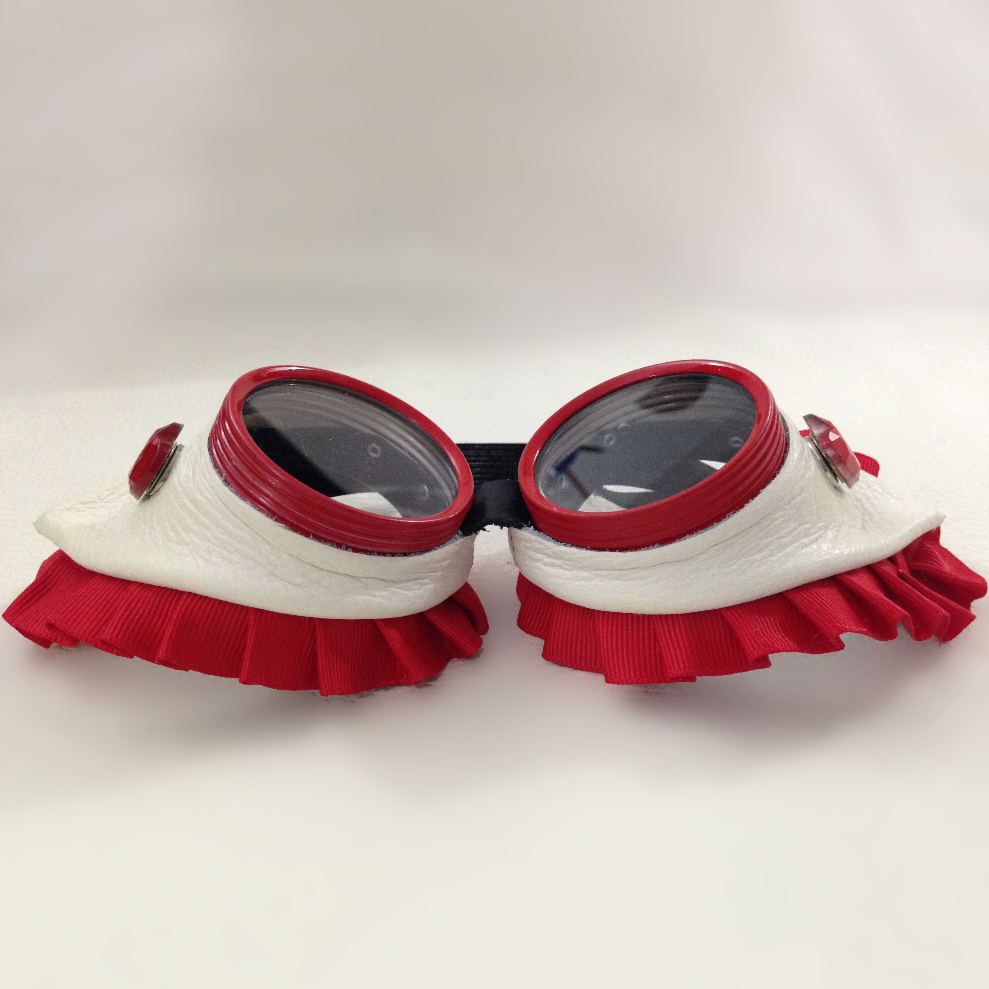 Queen of Hearts Goggles Bottom