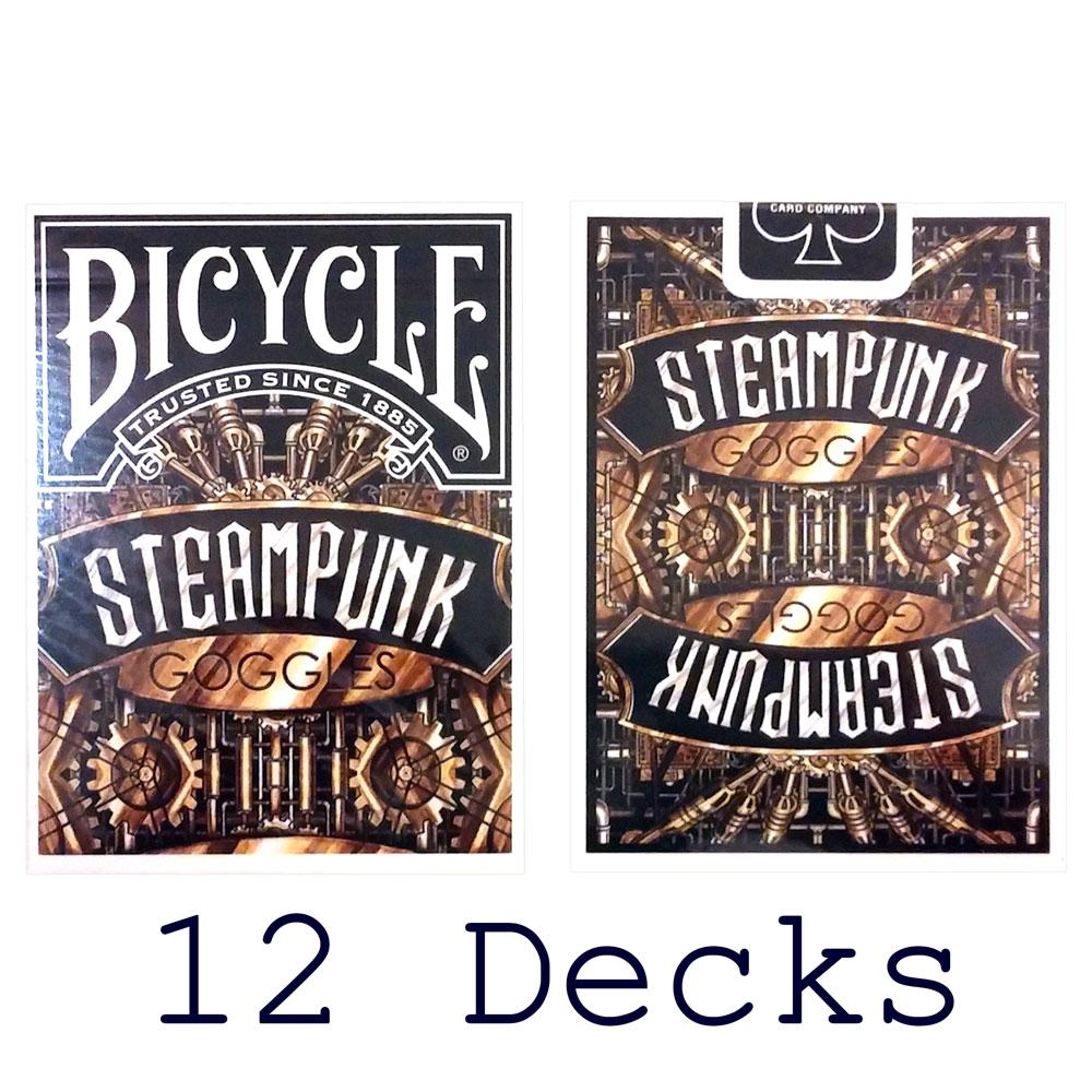 Standard Edition Cards - 12 Decks (Full Brick)