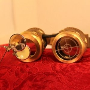 Keep a close eye on your target in these Sherlock Holmes goggles.