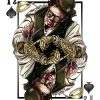 The King of Spades, The Tinker. Original artwork by Mike Lees
